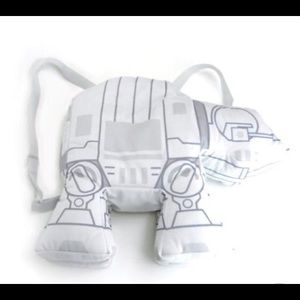 Star Wars AT- AT Plush Back Pack Buddy